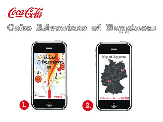 Coca-Cola App Example